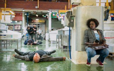 "Watch ""THE 355"" Official Trailer Starring Lupita Nyong'o, Jessica Chastain, Penélope Cruz, Bingbing Fan, Diane Kruger, with Édgar Ramirez and Sebastian Stan"