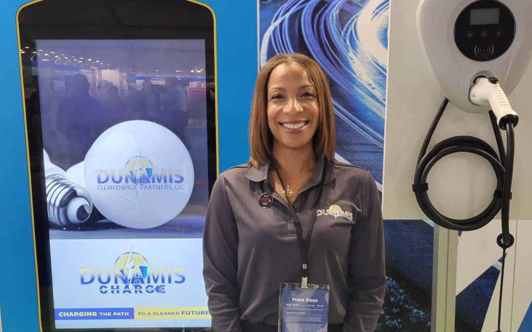 Natalie King Creates The World's First Black Woman-Owned EV Recharging Station