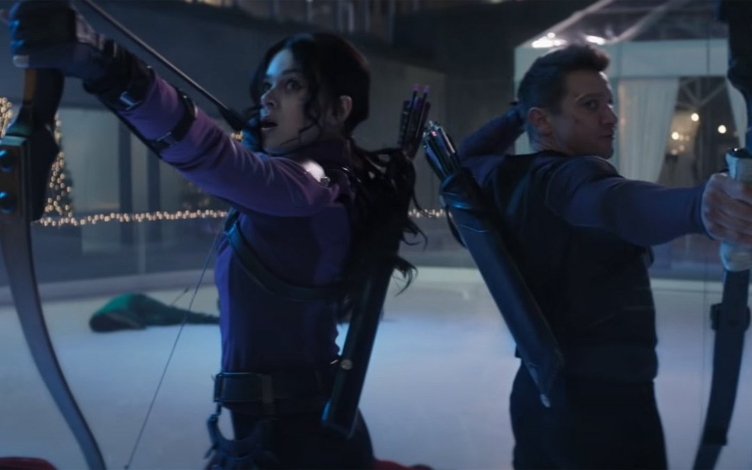 """DISNEY+ TO LAUNCH FIRST TWO EPISODES OF MARVEL STUDIOS' """"HAWKEYE"""" NOVEMBER 24th"""