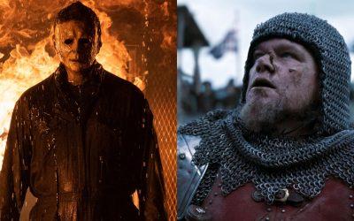 Michael Meyers Kills Ben Affleck and Matt Damon's 'The Last Duel' Chances At The Box Office Top Spot
