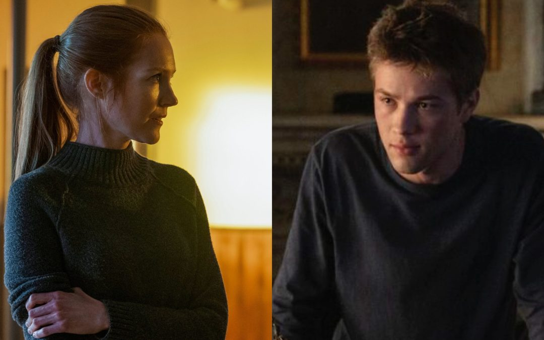 'LOCKE & KEY' SEASON 2 INTERVIEWS: Darby Stanchfield and Connor Jessup Reveal What Cast Members They Would Switch Characters With