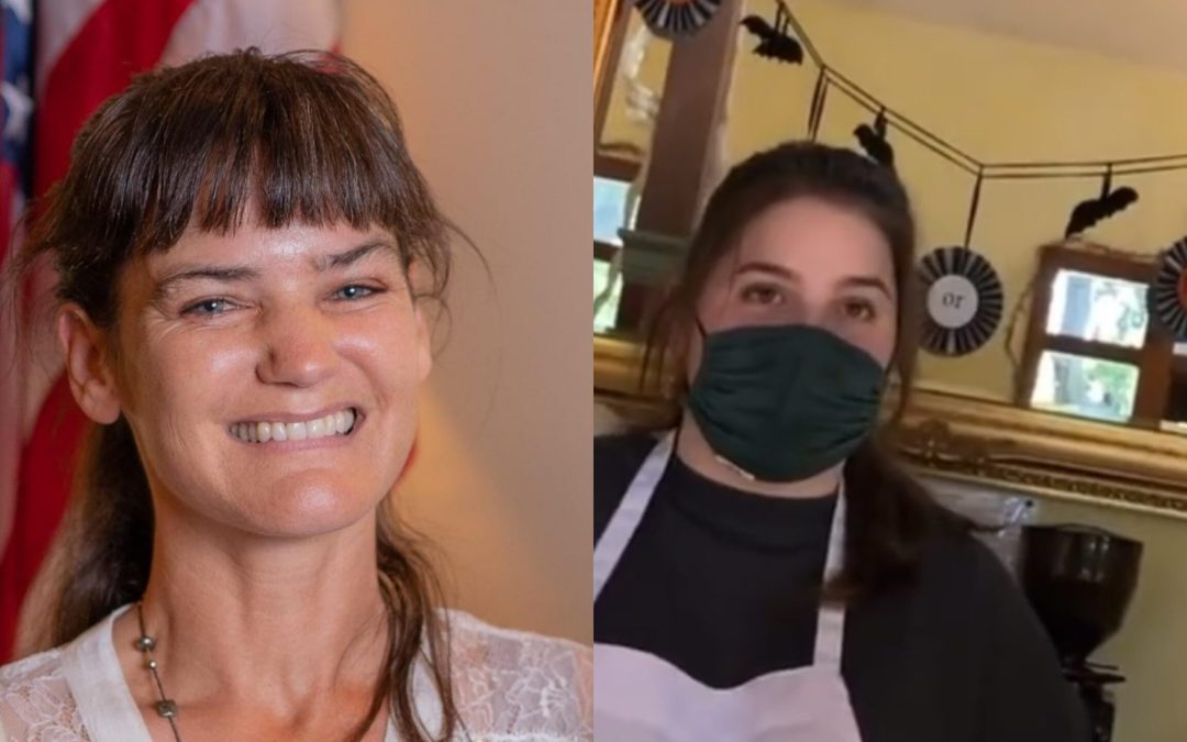 Christina Kelso: Woman Goes On Anti-Semitic Rant In A Bakery Over Their Mask Policy