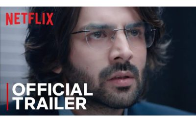 Netflix Drops The Trailer of its Upcoming Film 'Dhamaka' Starring Kartik Aaryan