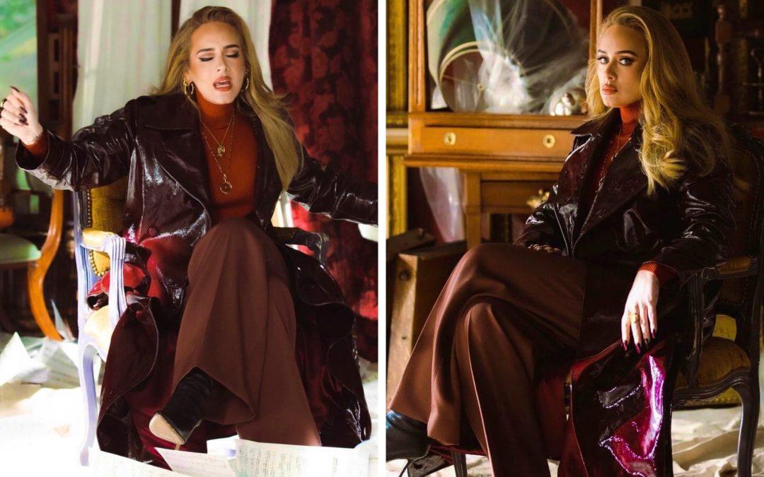 "Adele's ""Easy On Me"" Breaks Global Spotify Record For Biggest Single Week Streams"