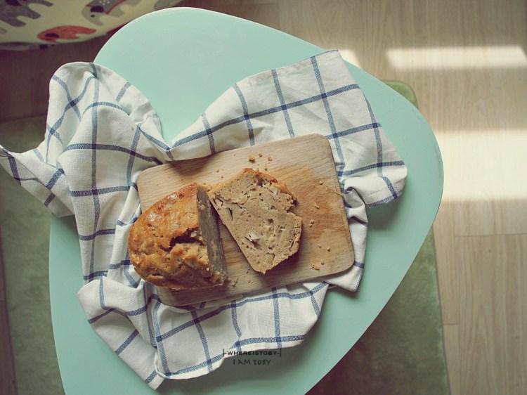 烘培。零失敗蘋果肉桂磅蛋糕 Cinnamon Apple Bread.