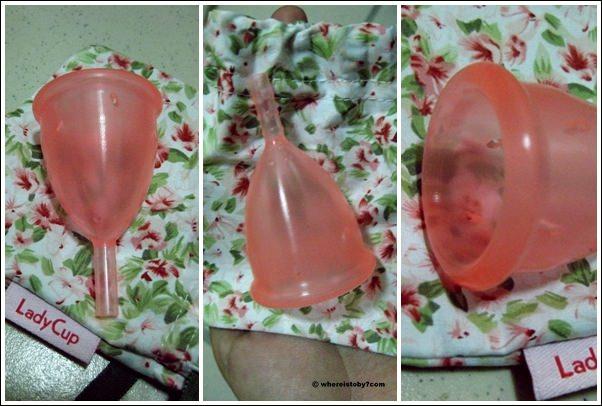 Lady Cup-可愛月亮杯~閃著微微的亮光(折扣碼大方送)