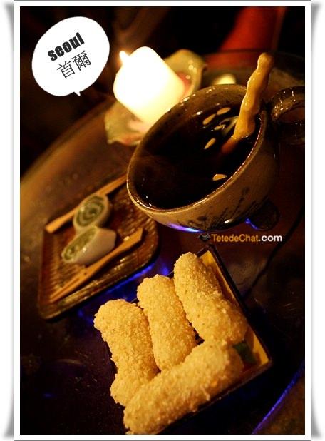 韓式傳統茶屋-The old tea Shop,阿!有咖啡嗎?