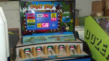 Hit those Gators - Games from Childhood