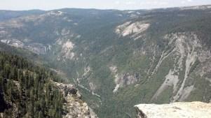 View of Road Yosemite