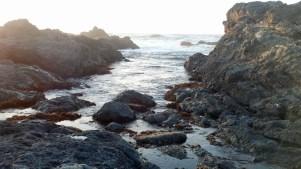 Waves Glass Beach