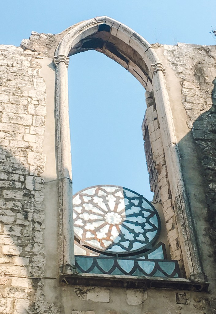 Carmo Ruins, a must-see in Lisbon