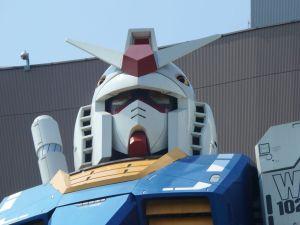 Gundam at DiverCity Tokyo Plaza 2 กันดั้ม wherejapan ญี่ปุ่นไปไหนดี