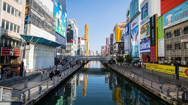 Osaka Namba โรงแรม ที่พัก นัมบะ โอซาก้า wherejapan