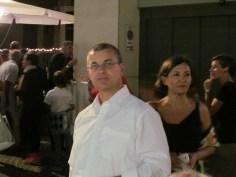 Walter (WLB) and Cristina Ortolani (Un Paese e Cento Storie)