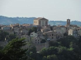 View on Mombaroccio