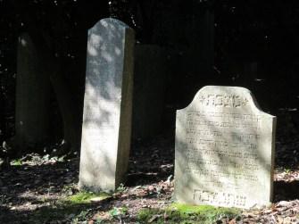 Jewish cemetery on S. Bartolo hill in Pesaro