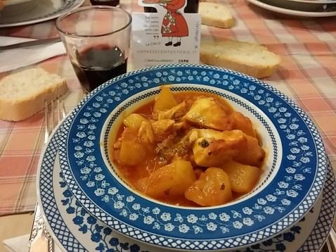 Cod stew