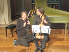 Wilelm and Fabrizio (Hans)