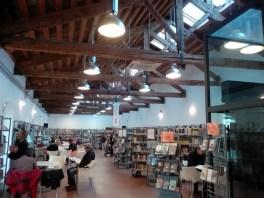 San Giovanni public library - 2° floor