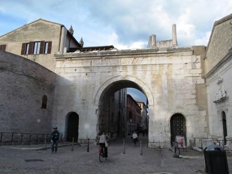 Fano, Augustus Arch