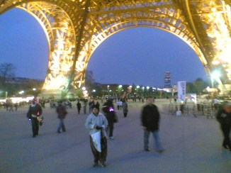 Eiffel Tower at Night3