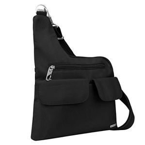 Travelon Cross-shoulder, anti-theft bag for ladies and gents.