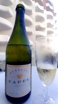 30-Days in Malta. Maltese bubbly. Photo: Charlebois