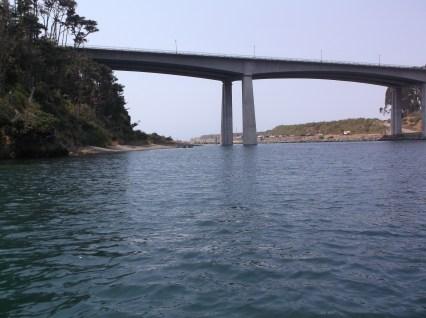 Noyo Bridge in Fort Bragg, California