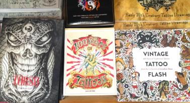 tattoo books-01 med BY CHARLEBOIS