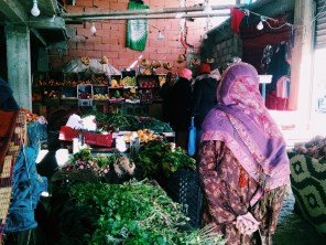 Morocco travel and markets