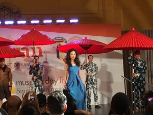 TPECC's Fashion show at the Taiwan Excellence, 2015 © WhereNYC
