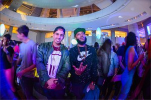 One Step Beyond is one of New York's best dance parties. (c) AMNH/R. Mickens