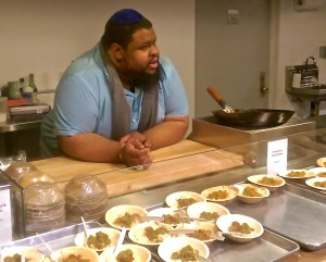Michael Twitty introduced two kinds of okra stew: Southern and Ghanaian © WhereNYC