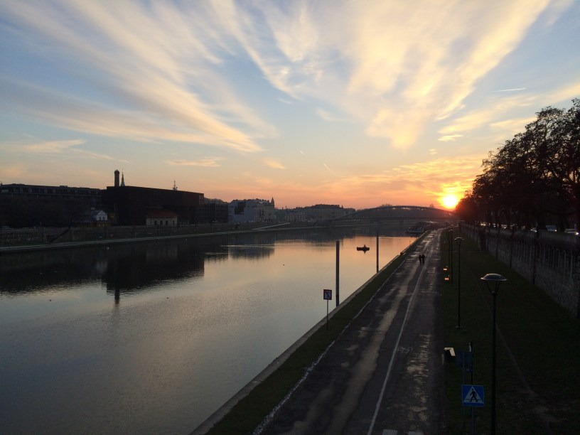 sunset @ 3:30 PM