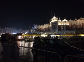 Kraków Christmas Market!!