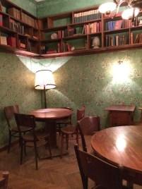 The coziest little bookshop/café