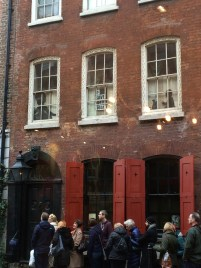 Dennis Severs' House, an old silk weaver's house that's now turned into a sort of museum