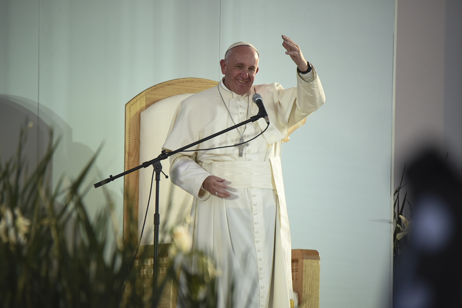 Love the Pope!