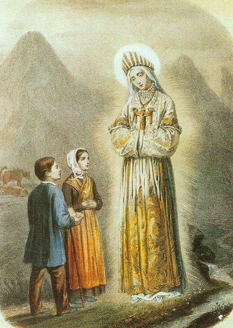 La Salette and the true meaning of apostasy