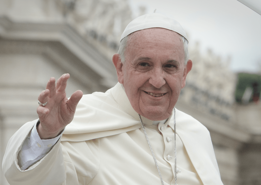 The dramatic developments of John Paul and Francis