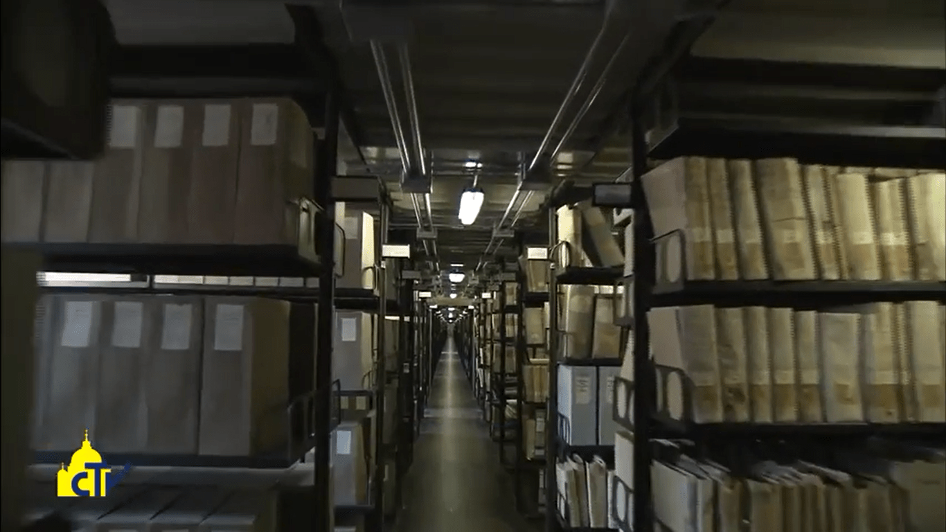 Vatican's Secret Archives aren't secret anymore!