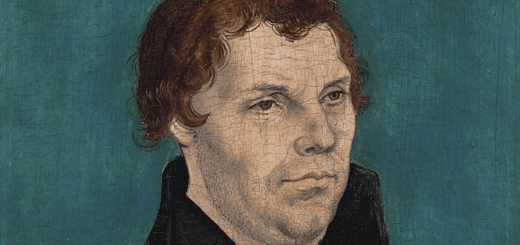 Portrait of Martin Luther (1526)