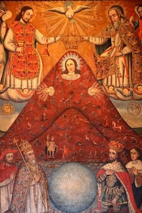 Potosí Madonna