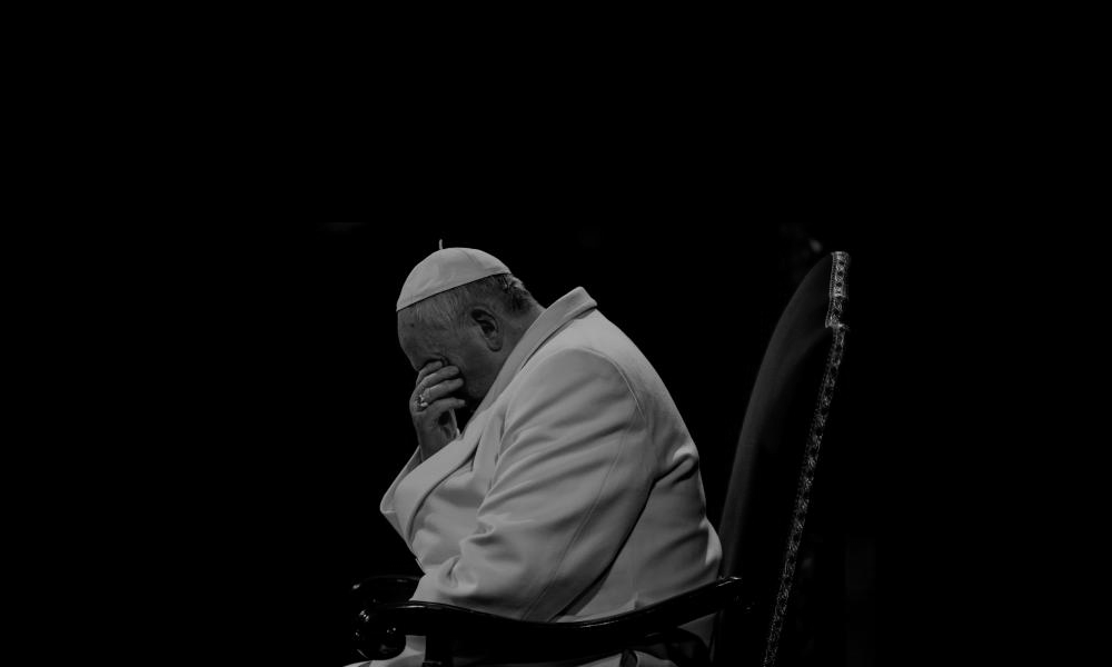 The infallibly erring Pope