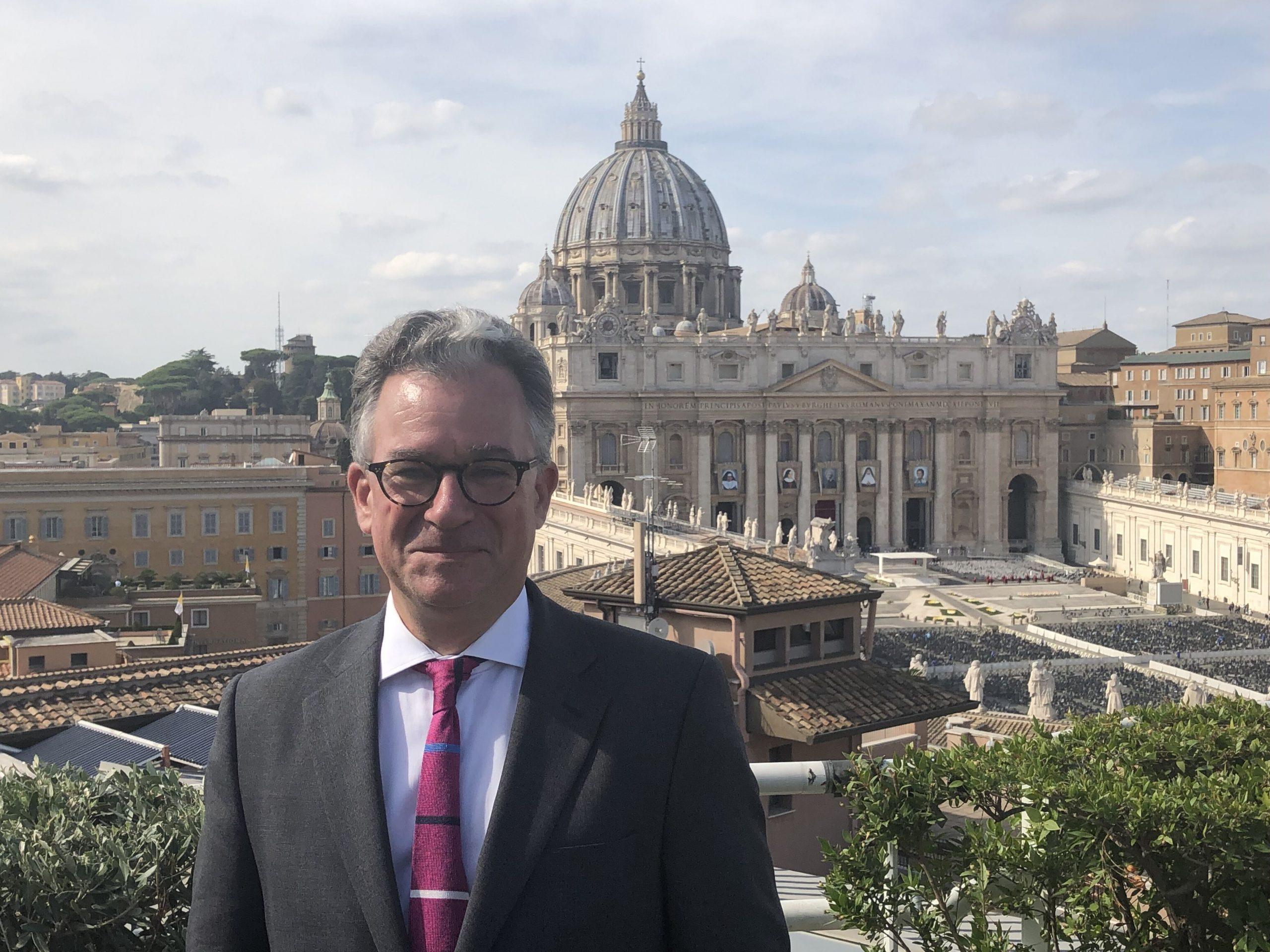 Austen Ivereigh on evangelization in the post-pandemic world