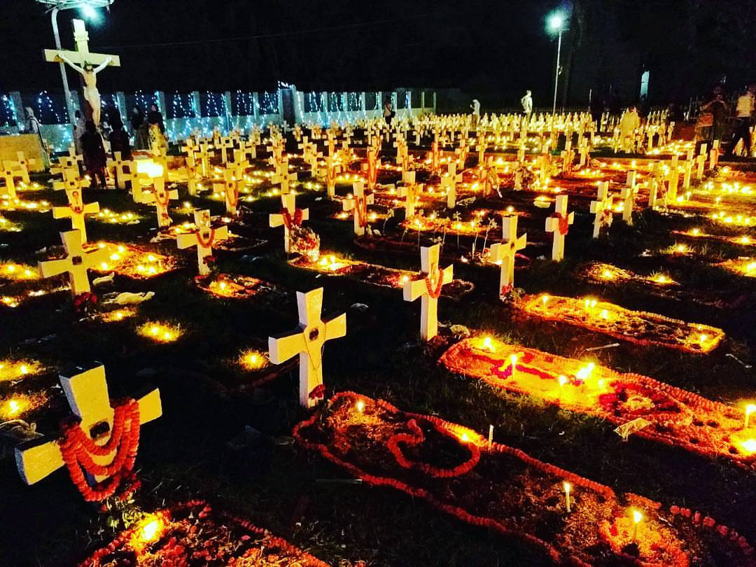 All Souls' Day: The Faithful Departed and Us