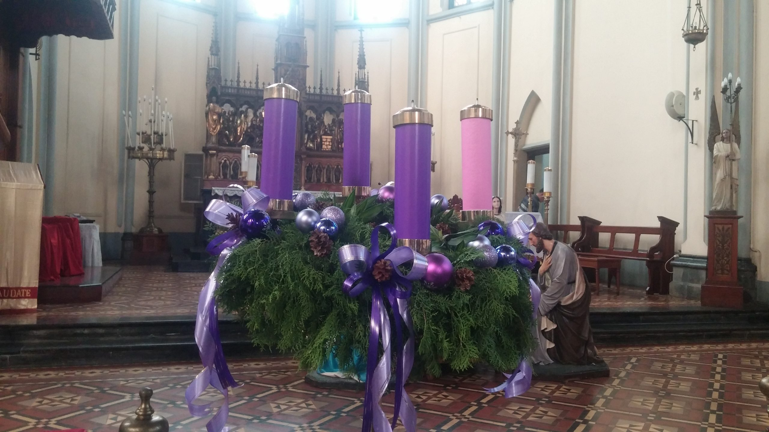 Cycles within Cycles: The Liturgical Year and Christian Time