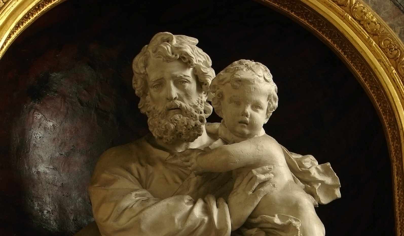 With a Father's Heart: The Year of St. Joseph