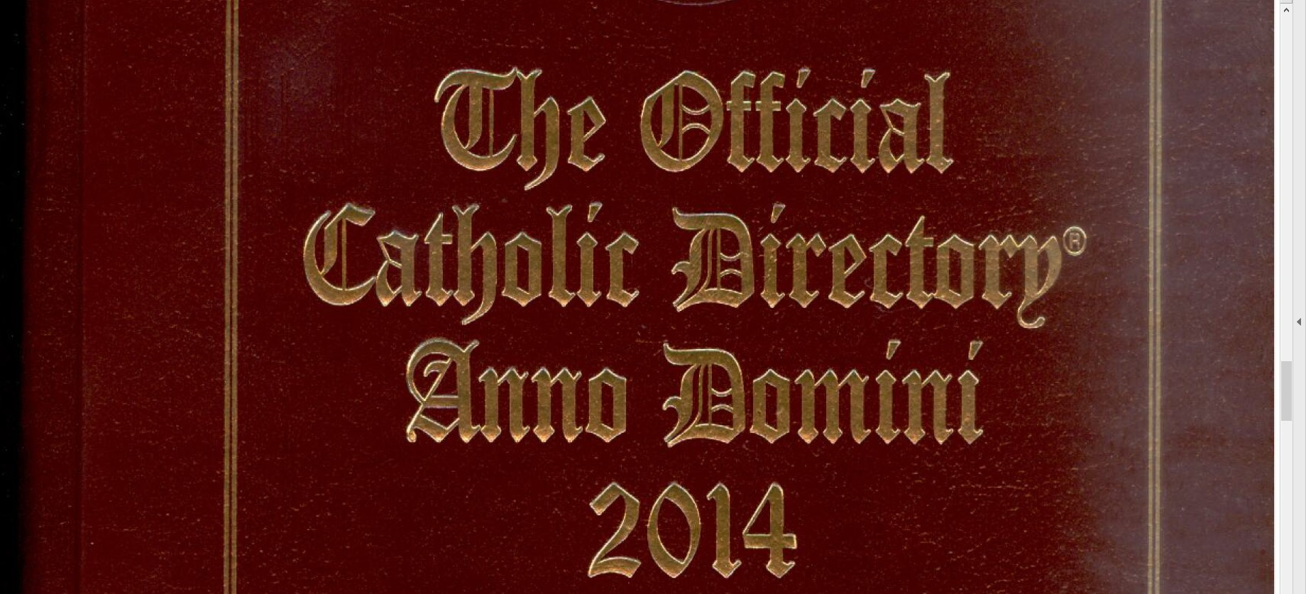 Catholic foundation's Form 990 exemption suggests lack of oversight