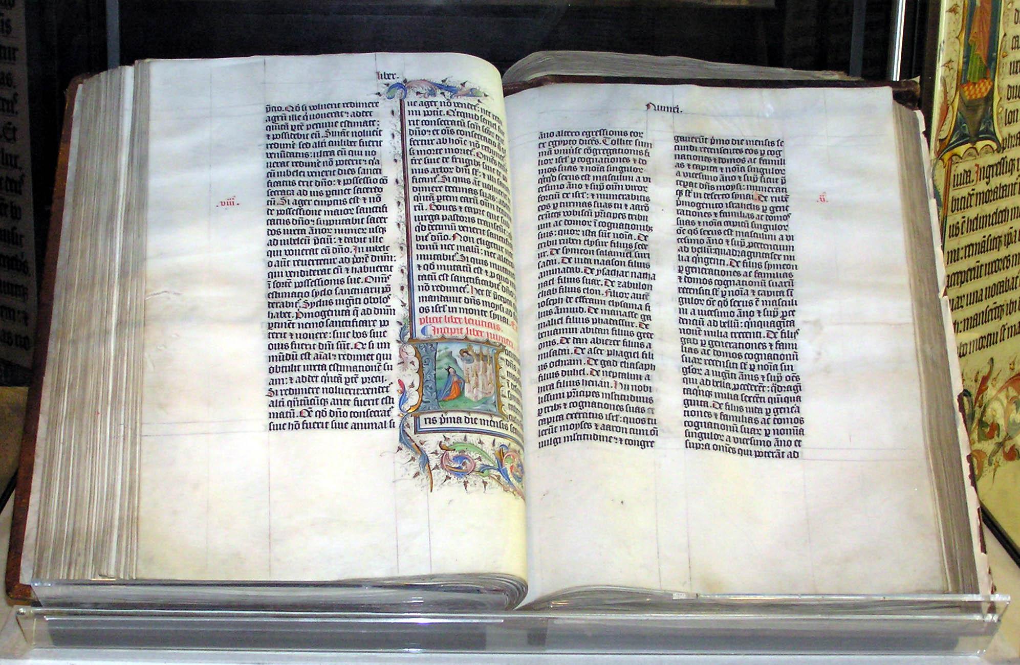 Interpreting Scripture's divine element